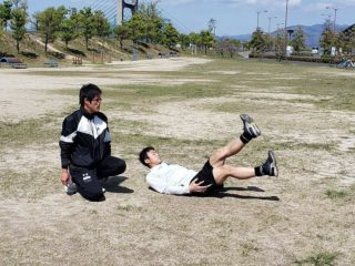 自粛中のトレーニング提供