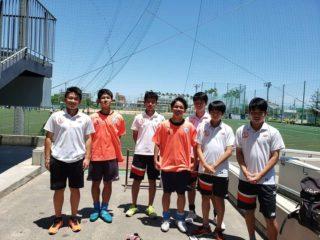 徳島市立高校トレーニングに参加してきました。