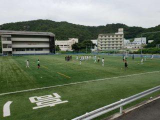 山口県高川学園へトレーニング参加