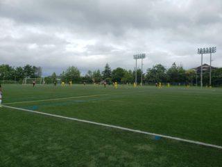 島根の強豪立正大湘南高校へトレーニング参加